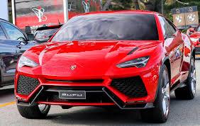 suv lamborghini lamborghini urus suv concept sport car design