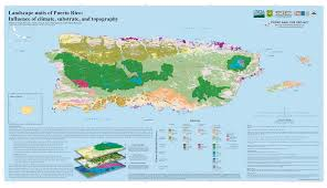 Puerto Rico United States Map by Usda Forest Service Fsgeodata Clearinghouse Puerto Rico Gap