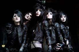 black veil black veil brides signed to universal crucifixesandcoffee