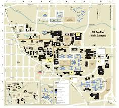 Wpunj Campus Map Cu Boulder Map U2013 Buvm