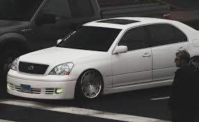 lexus ls430 vip style lexus ucf30 01 03 celsior ls430 misc aero items shine auto
