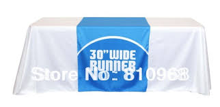 trade show table covers cheap 6ft trade show table cloth promotion table cover logo table cover