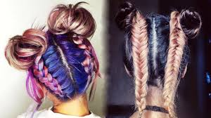 top viral new hairstyles tutorials compilation 2017 youtube