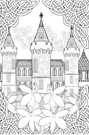 335 best architecture coloring pages for adults images on