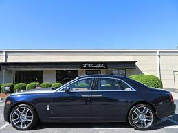 rolls royce 2016 2016 rolls royce ghost series ii the motorcar collection used