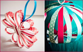 pretty diy paper ornaments pepper design