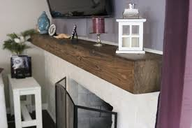 Rustic Hearth Rugs Midwood Designs Rustic Fireplace Shelf Mantel U0026 Reviews Wayfair