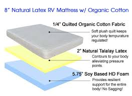 rv latex mattress latex rv mattress natural latex rv mattress
