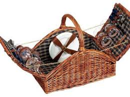 Picnic Gift Basket The Very Best Picnic Baskets On The Web Reviewed Foodal