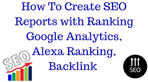 Sample Seo Analysis Report How To Make Seo Report For Client How To Create Seo Reports With