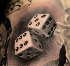 the 25 best dice tattoo ideas on pinterest traditional tattoo