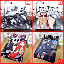 nightmare before bed set clothtap