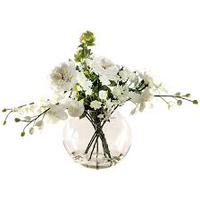 Artificial Flowers In Vase Wholesale Our Guide To The Most Realistic Fake Flowers Available Ideal Home
