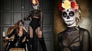 halloween in mexico easy mexican sugar skull day of the dead makeup tutorial laura