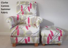 pink kids rocking chair kids pink rocking chair and footstool in knightswood glasgow