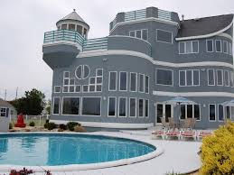 Nj Homes For Rent by Spectacular Bayfront Home With Pool Homeaway Seaside Heights