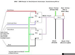 2002 ford ranger trailer wiring diagram wiring diagram and