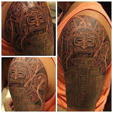 aztec tattoos and designs page 60
