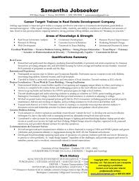 Resume Paper Target How To Write A Targeted Resume