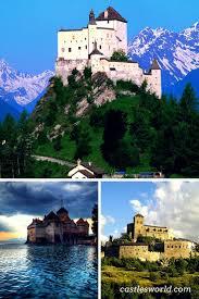 best castles in switzerland
