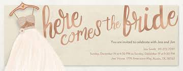 bridal shower invitations brunch free online bridal shower invitations evite