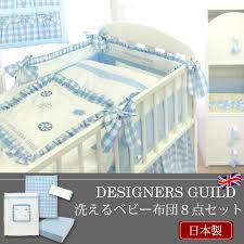 Crib Bedding Pattern Sweet Rakuten Global Market Eight Points Of Washable Baby