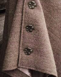 harris tweed herringbone poncho things to sew for me someday