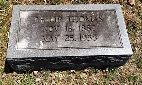 Phillip Thomas by Phillip Thomas Birdwhistell 1882 1955 Find A Grave Memorial