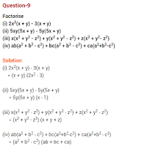 polynomials ncert extra questions for class 9 maths