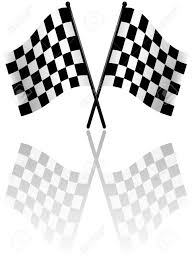 Checker Flag Clipart Of Color Checker Flags