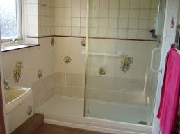 convert bathtub to shower for elderly showers decoration bathroom to shower room conversions sg hands your friendly above the finished shower conversion below how i got there