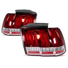 2004 mustang sequential lights sequential s550 style lights 99 04