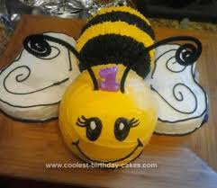 bumblebee cakes awesome 3d bumble bee cake