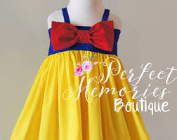 snow white dress etsy