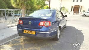 dark blue volkswagen volkswagen passat 2006 saloon 1 6l petrol automatic cyprus bazar