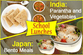 unique and pleasantly delicious school lunches around the world