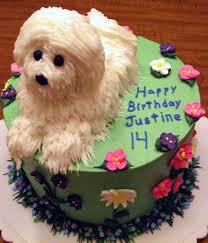 birthday cakes for dogs top cakes with dogs cakecentral