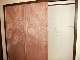 Repair Closet Door Sliding Closet Door Barn Style Sliding Closet Doors Hollow