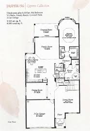 gl homes silver lakes floor plans