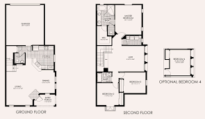 Garage Loft Floor Plans Paseo In Ft Myers