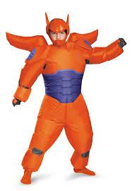 Halloween Men Costume Red Baymax Inflatable Big Hero 6 Men Costume 50 99