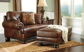 Best Leather Chair And Ottoman The Best Furniture Leather And Oversized With Of Chair Ottoman