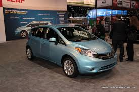 2014 nissan versa note hatchback the truth about cars