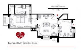 famous tv show house plans