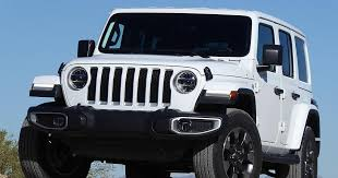 white jeep rubicon first drive 2018 jeep wrangler ny daily news