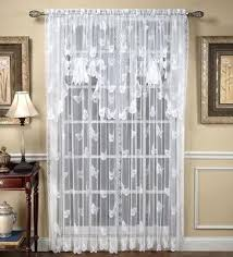 Lace Curtains Amazon White Lace Curtains U2013 Teawing Co