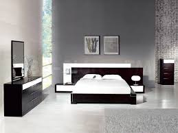 Light Grey Bedroom Interior Engaging Modern Black And White Bedroom Decoration Using