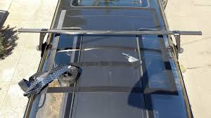 solar power installation for delica l300 explorex