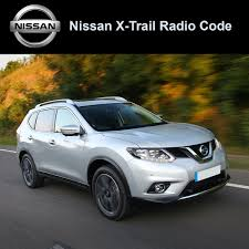 nissan micra radio removal nissan note radio code stereo codes pin car unlock fast service cl