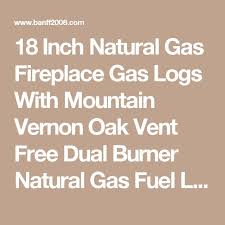 Fireplace Gas Log Sets by Best 25 Gas Fireplace Logs Ideas On Pinterest Gas Log Fireplace
